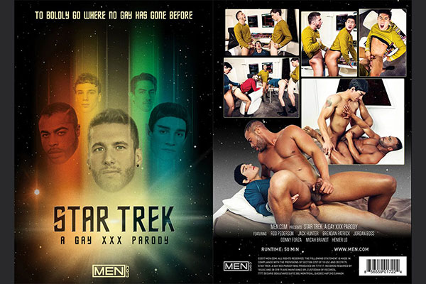 from Jessie you tube gay star treck paradie